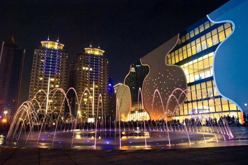 台中歌劇院 58屆亞太影展