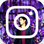 Azure's Instagram link