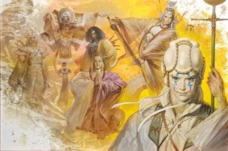 鄭問故宮大展必看-三教傳人迎戰魔魁-霹靂布袋戲-大霹靂