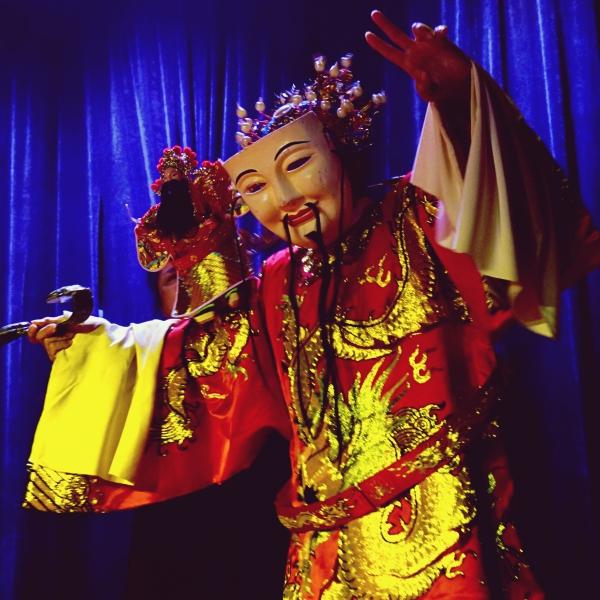 廈門海峽兩岸民間藝術節,布袋戲、高甲戲、操偶戲,創新實驗劇,偶們