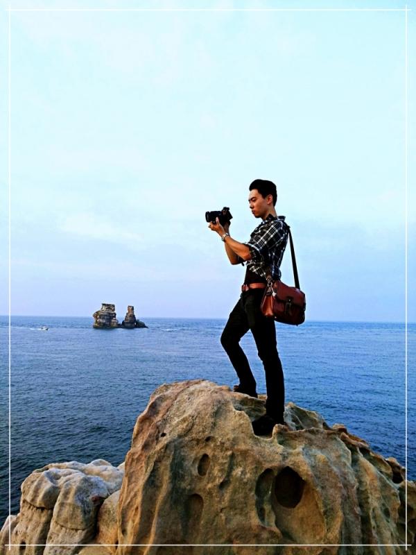 燭台雙嶼,夫妻岩ft.Azure