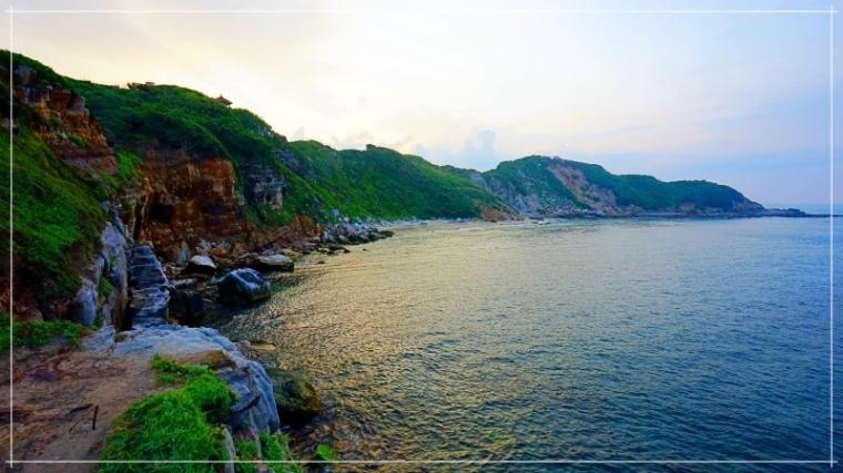 神秘海岸,燭台雙嶼,夫妻岩