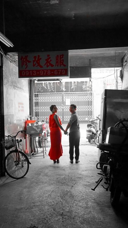 社子大戲院,婚紗攝影秘境,微光攝影
