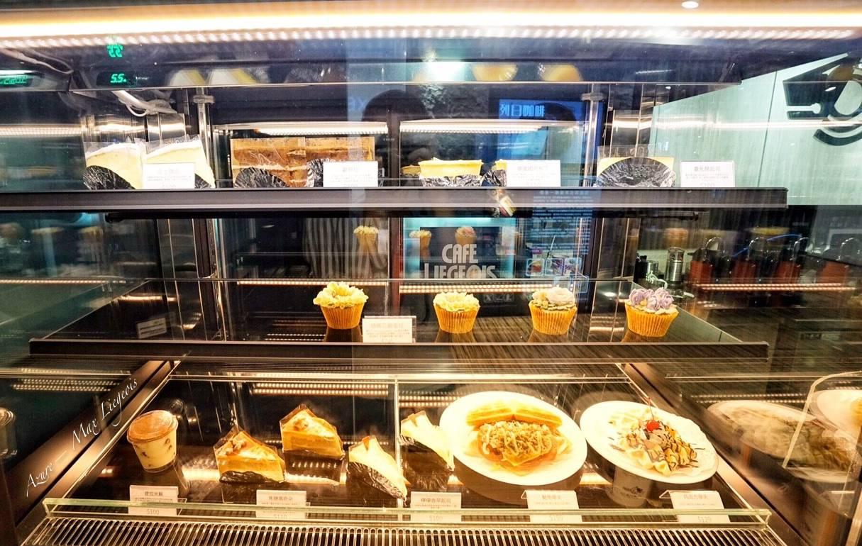 列日咖啡信義店@ATT 4 FUN,列日鬆餅