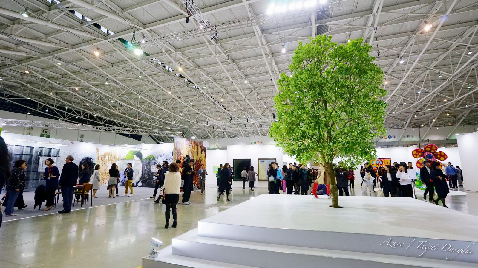 2019台北當代藝術博覽會in南港展覽館