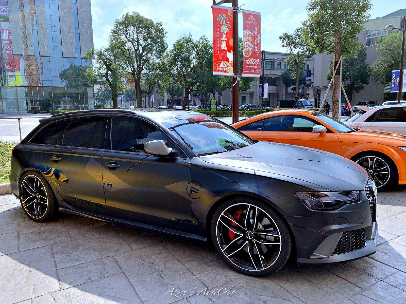 RS6-Audi-club全台奧迪車聚,超過兩百台奧迪齊聚苗栗尚順育樂中心