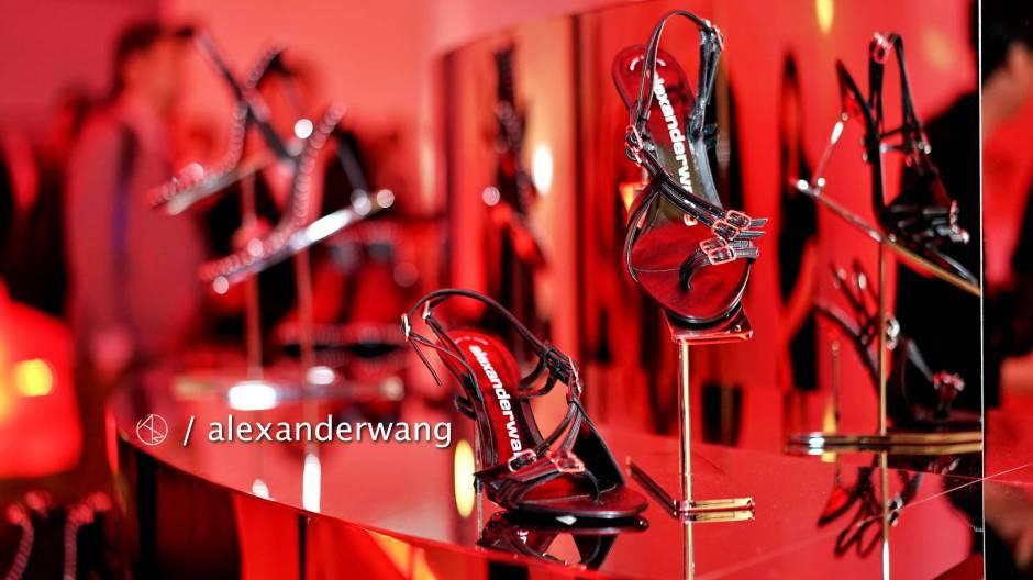 alexanderwang王大仁店內剪影,品牌發表會2019微風南山