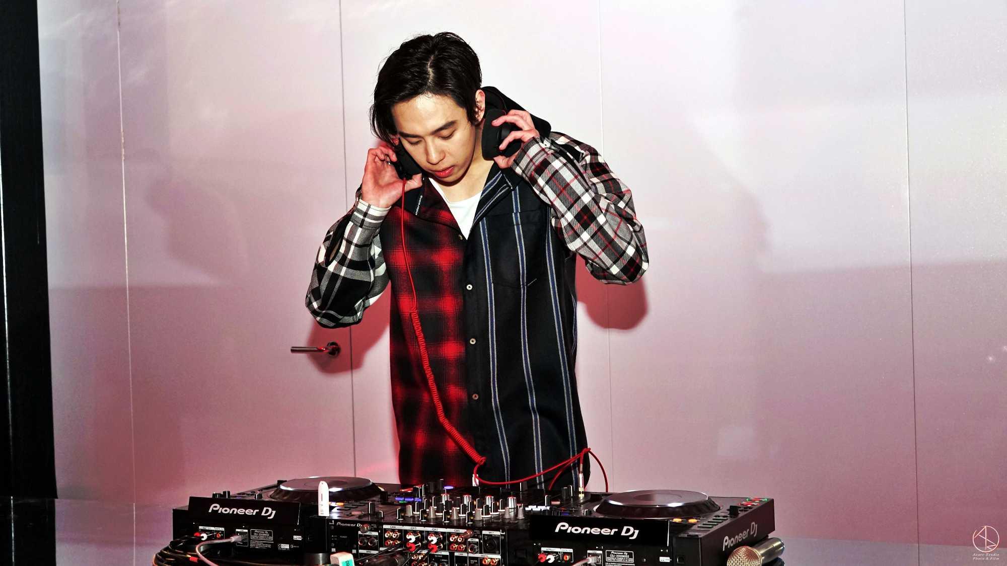 微風御用型男DJ MAI,alexanderwang王大仁,品牌發表會2019微風南山