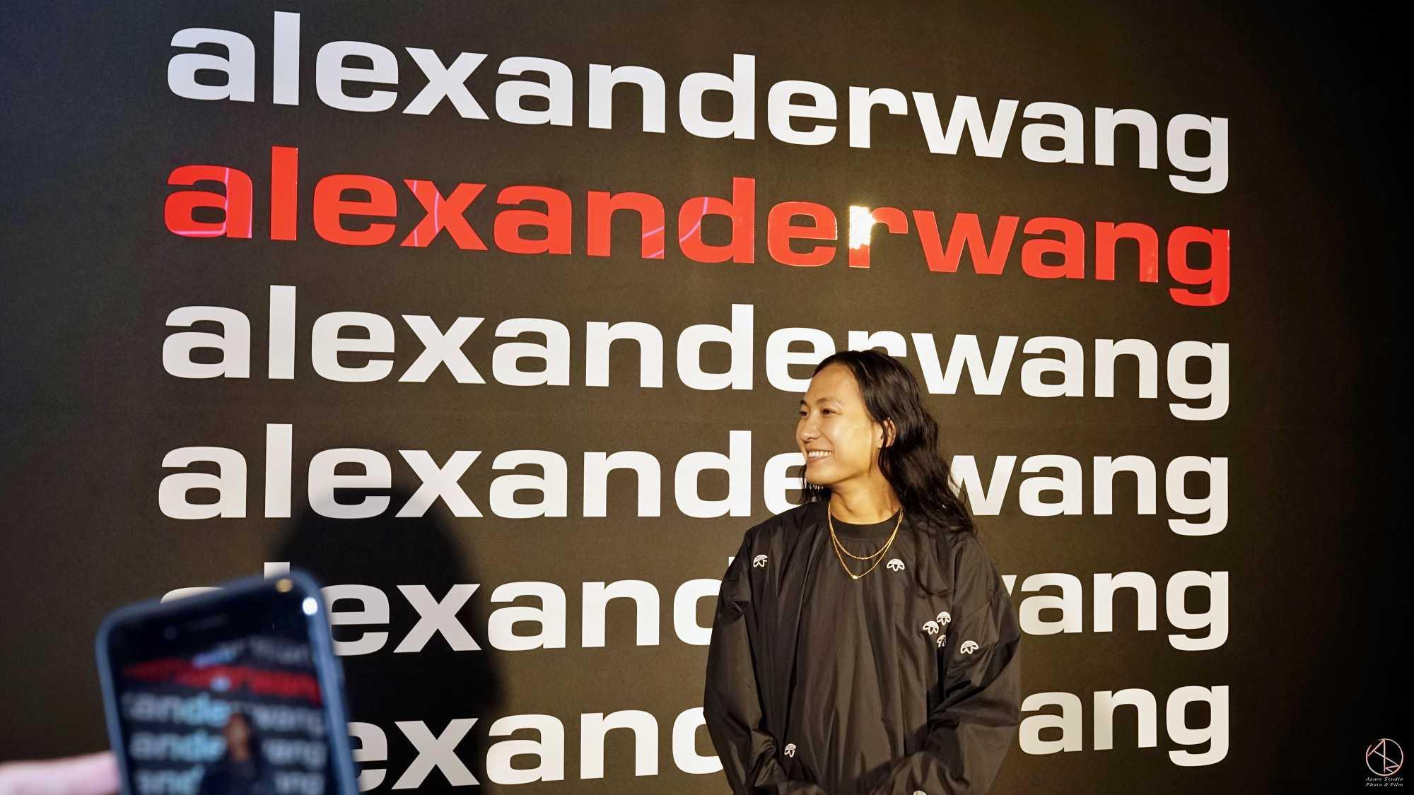 alexanderwang王大仁,品牌發表會2019 微風南山