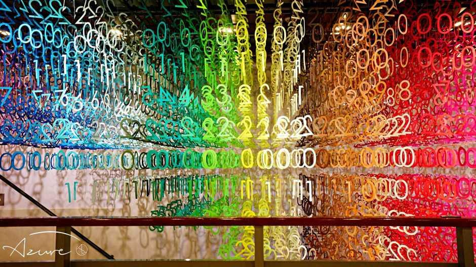 敦南誠品 100 colors 光譜漫遊